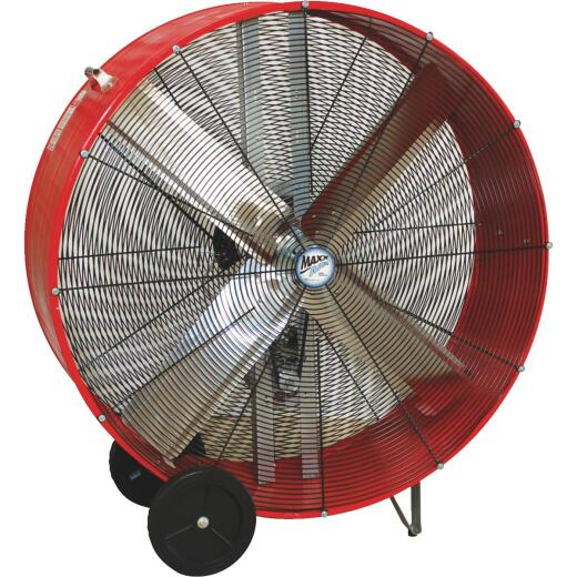 Ventamatic Maxx Air 42 In. 2-Speed Belt Driven Industrial Drum Fan