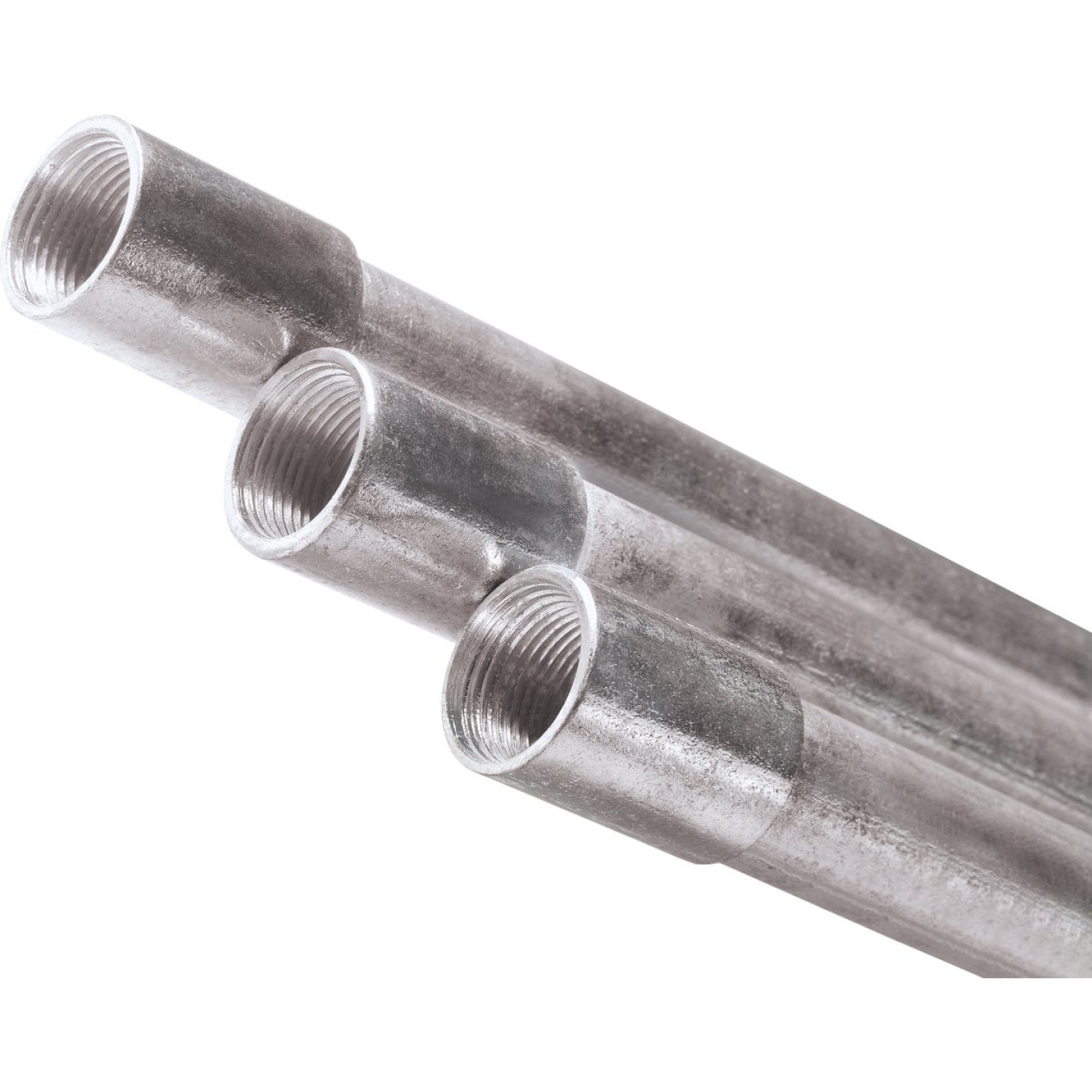 Allied Tube 2-1/2 In. x 10 Ft. Intermediate (IMC) Metal Conduit Image 1